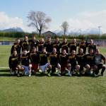 Trainingslager 2014 Mannschaft