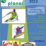 Skiausfahrt 2013