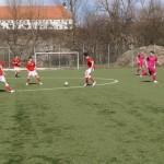 FCB vs Dressurreiten