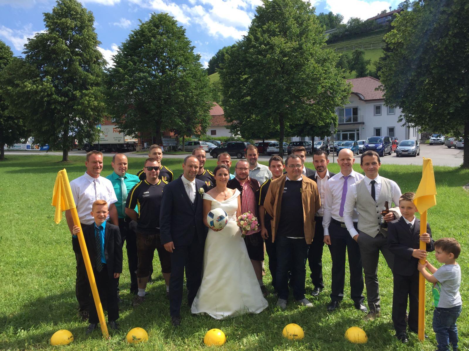 Hochzeit Leli